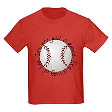 Baseball for Life T