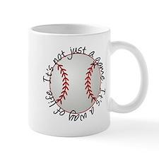 Baseball for Life Mug