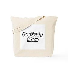 """Cross Country Mom"" Tote Bag"
