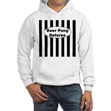 Beer Pong Referee Hoodie Sweatshirt
