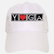 Love Yoga Baseball Baseball Cap