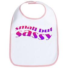 Small But Sassy Bib
