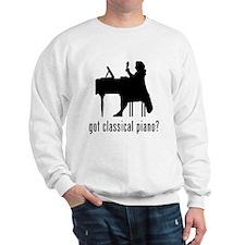 Classical Piano Sweatshirt