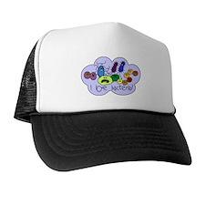 I Love Bacteria Trucker Hat
