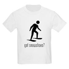 Snowshoes T-Shirt