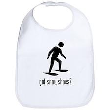 Snowshoes Bib