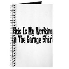 My garage shirt Journal