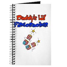 Cute 'lil firecracker Journal