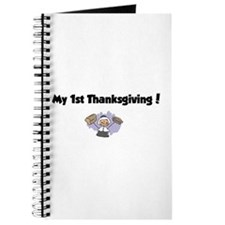 Funny Babies 1st thanksgiving Journal