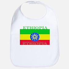 Ethiopia Ethiopian Flag Bib