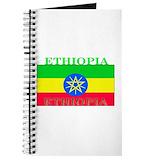 Ethiopia africa Journals & Spiral Notebooks