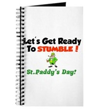 St.Paddy's Day Journal