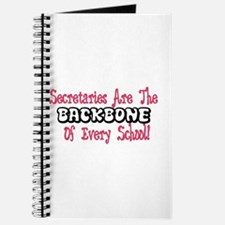 Secretary school Journal