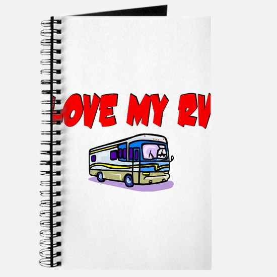 Love My RV Journal
