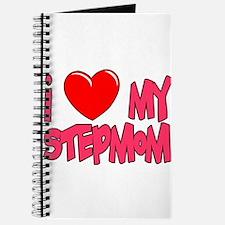 I heart my stepmom Journal