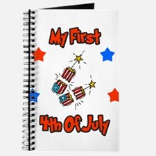 Unique First 4th july Journal