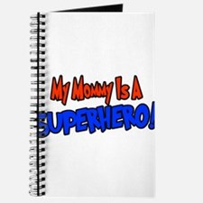 Cute Superhero Journal