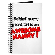 Unique Nanny Journal
