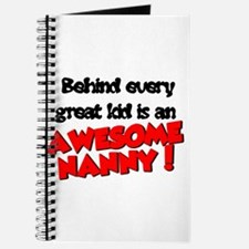 Funny Nanny Journal