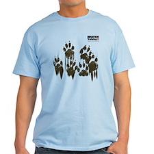 """""""Pawprints"""" T-Shirt"""