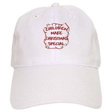 Children Christmas Baseball Cap