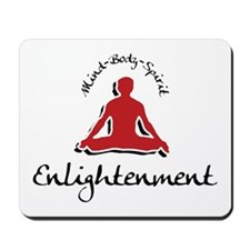 Enlightenment Mousepad