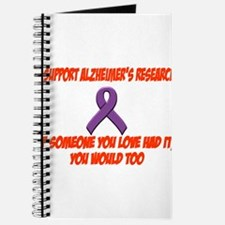 Cool Cure alzheimers Journal