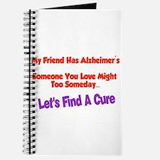 Friend Alzheimer's Journal