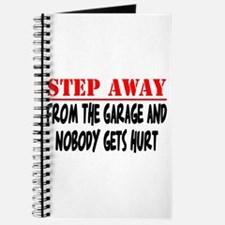 Step away from garage Journal