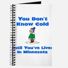 Unique Minnesota Journal