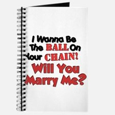 Funny Proposal Journal