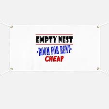 Empty Nest Banner