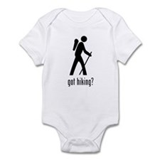 Hiking Infant Bodysuit