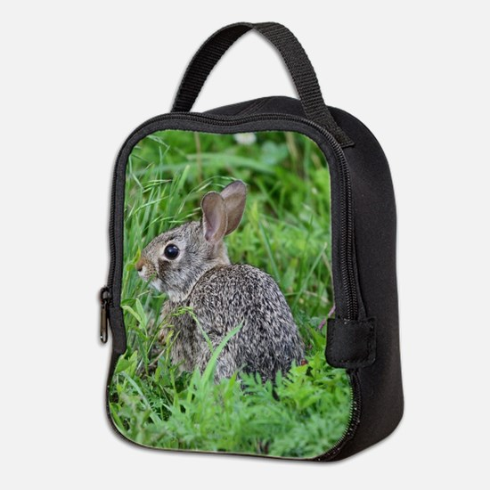 Little bunny Neoprene Lunch Bag
