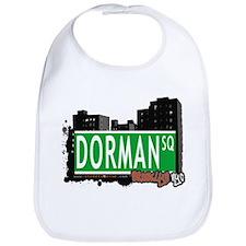 DORMAN SQUARE, BROOKLYN, NYC Bib