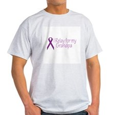 I Relay for my Grandpa T-Shirt