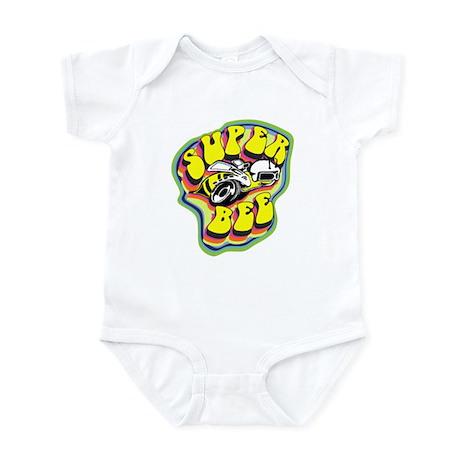 70'S Super Bee Infant Bodysuit