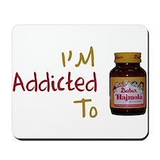 I'm Addicted to Hajmola Mousepad