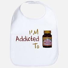 I'm Addicted to Hajmola Bib