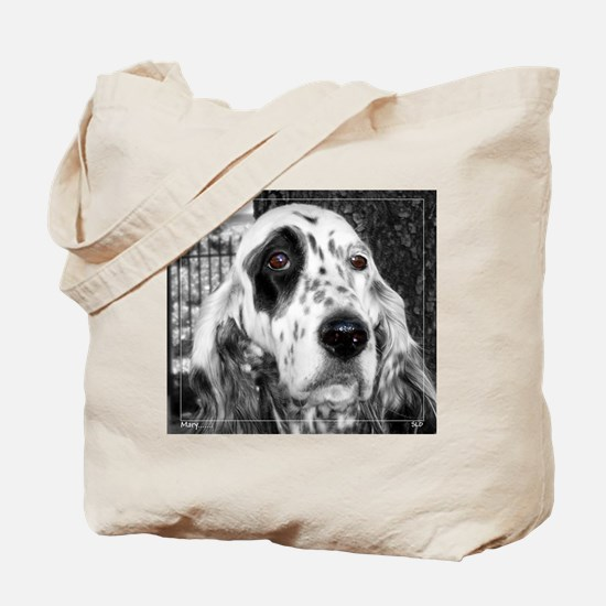 Mary... Tote Bag