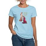 Nine Words Women's Light T-Shirt