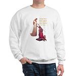 Nine Words Sweatshirt