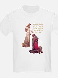 Nine Words T-Shirt