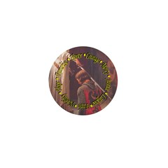 Nine Words Mini Button (100 pack)