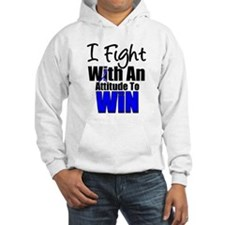 Fight Colon Cancer Hoodie