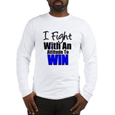Fight Colon Cancer Long Sleeve T-Shirt