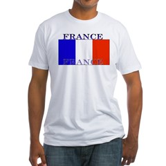 France French Flag Shirt