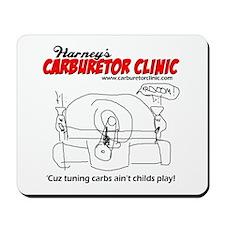 Harney's Carbs Mousepad