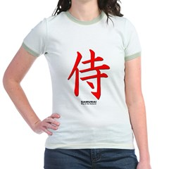 Japanese Samurai Kanji T
