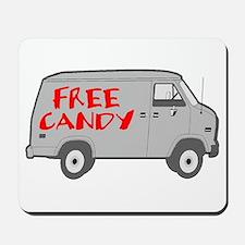 Free Candy Mousepad